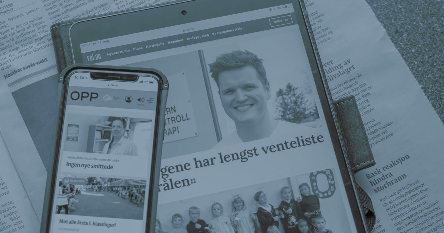 Frå 4. november: Få digital inspirasjon på Flesland