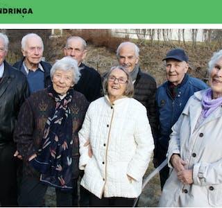 Det skal bli langt flere innbyggere i 80- og 90-årene i Kongsberg i tiårene framover. Foto: Foto: Rolf Nordberg/Mitt Kongsvinger