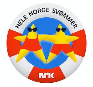 NRK, Redningsselskapet og Norges Svømmeforbund samarbeider om «Hele Norge svømmer». De inviterer også LLA-avisene med på å skape blest om vannglede, svømming og livredning.