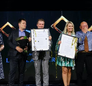 Kyst og Fjord og Dølen ble kåret til Årets lokalaviser for de to siste årene.