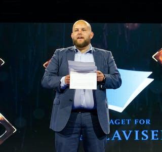 Jurymedlem Gard Michalsen er imponert over nivået, men har også noen gode råd til lokalavisene han har vurdert.