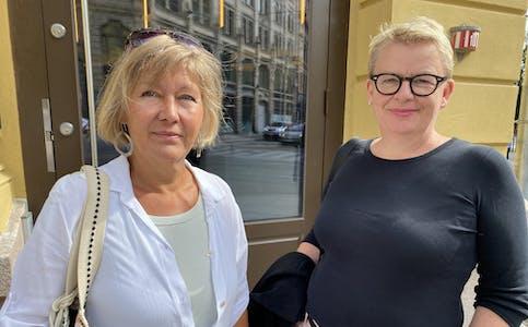 Bente Riise og Olsen
